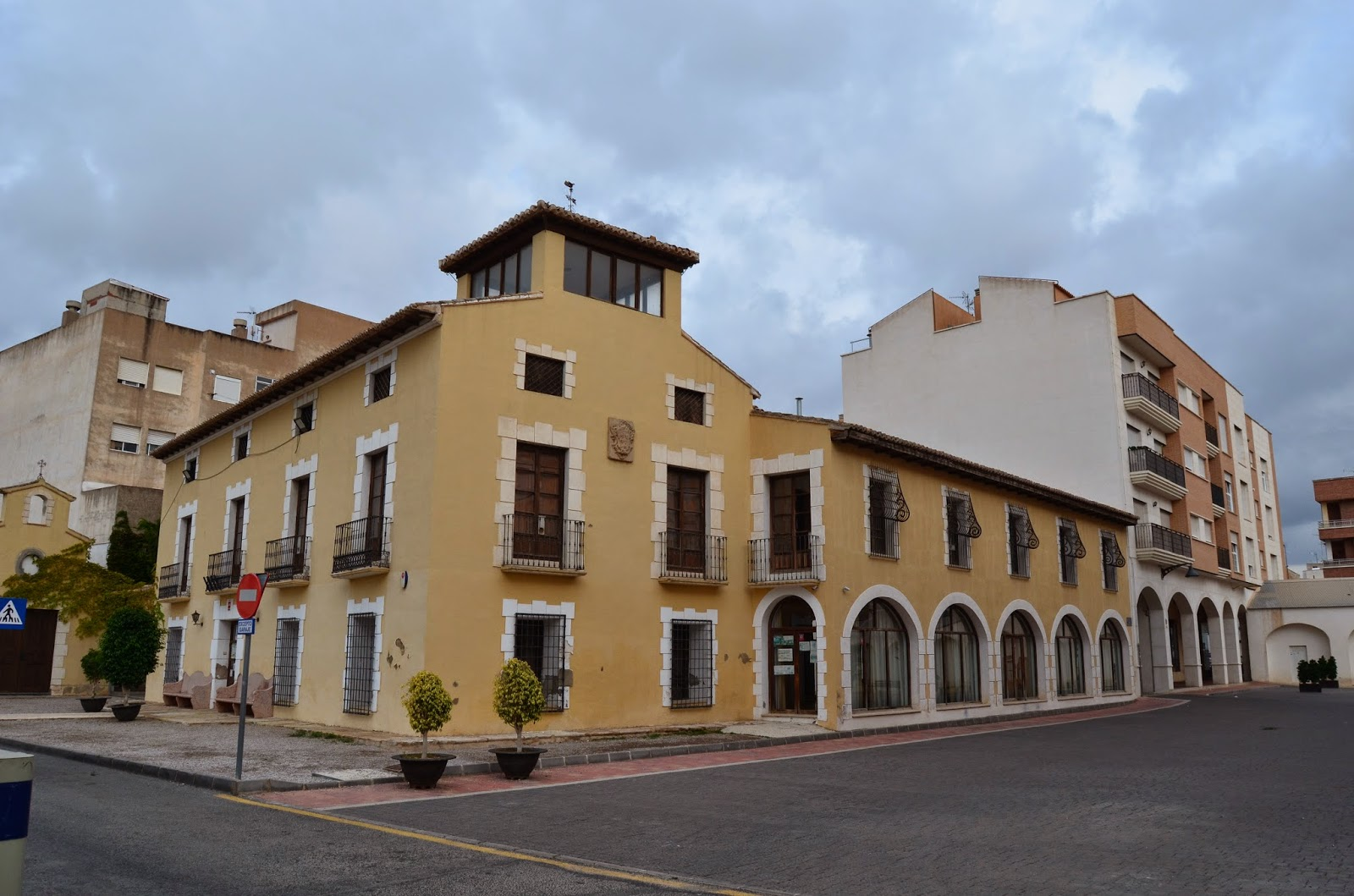 Casa del huerto ayto de santomera - Del huerto a casa ...