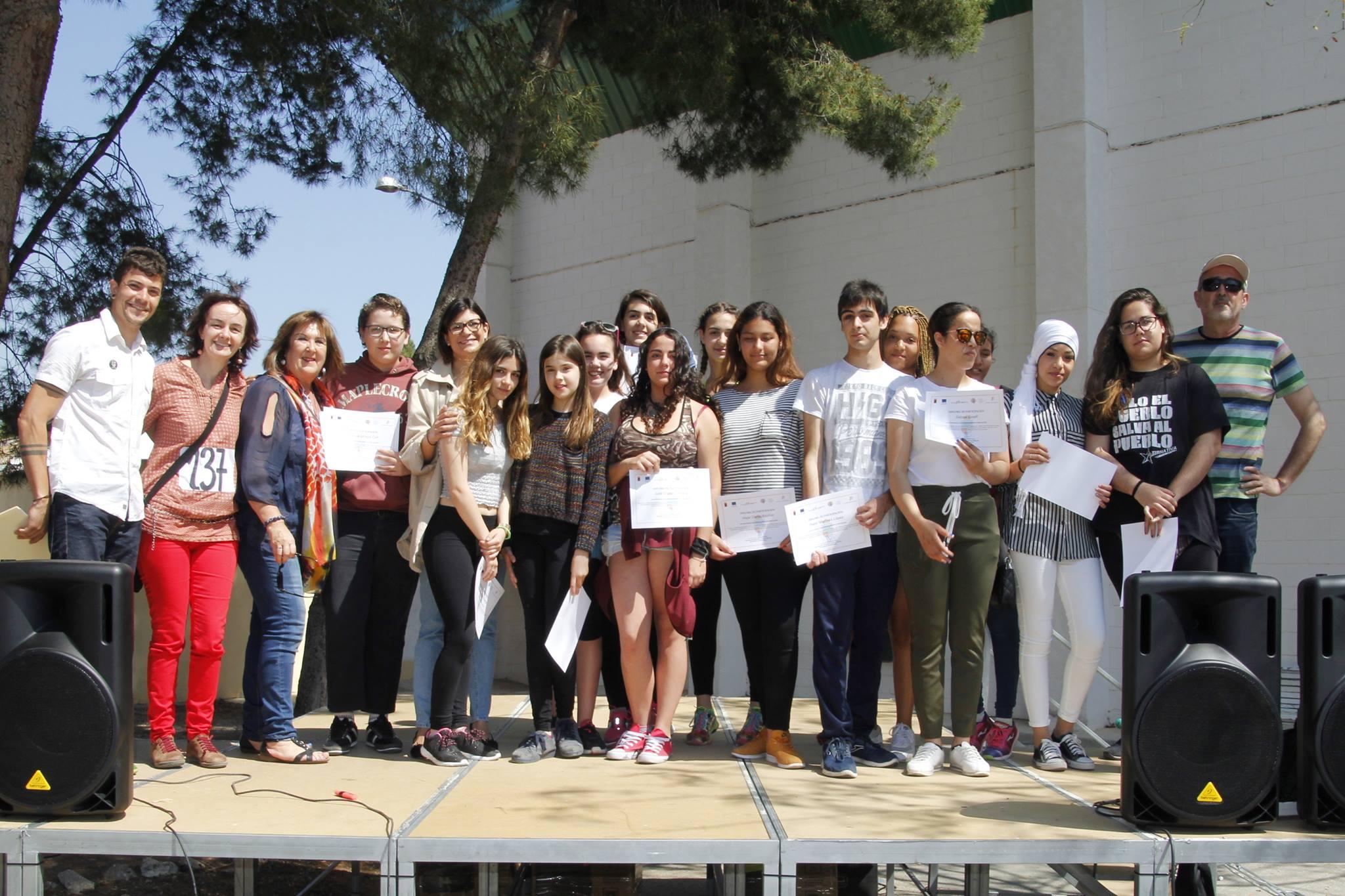 Premios mediacion escolar IES Poeta