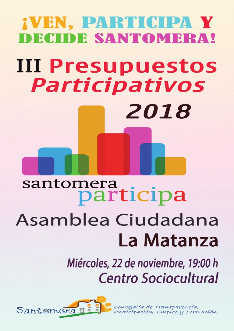 Asamblea PresPart_matanza