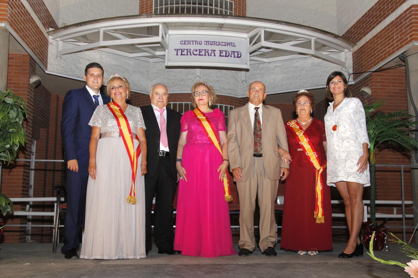 Coronacion reinas tercera edad 2017