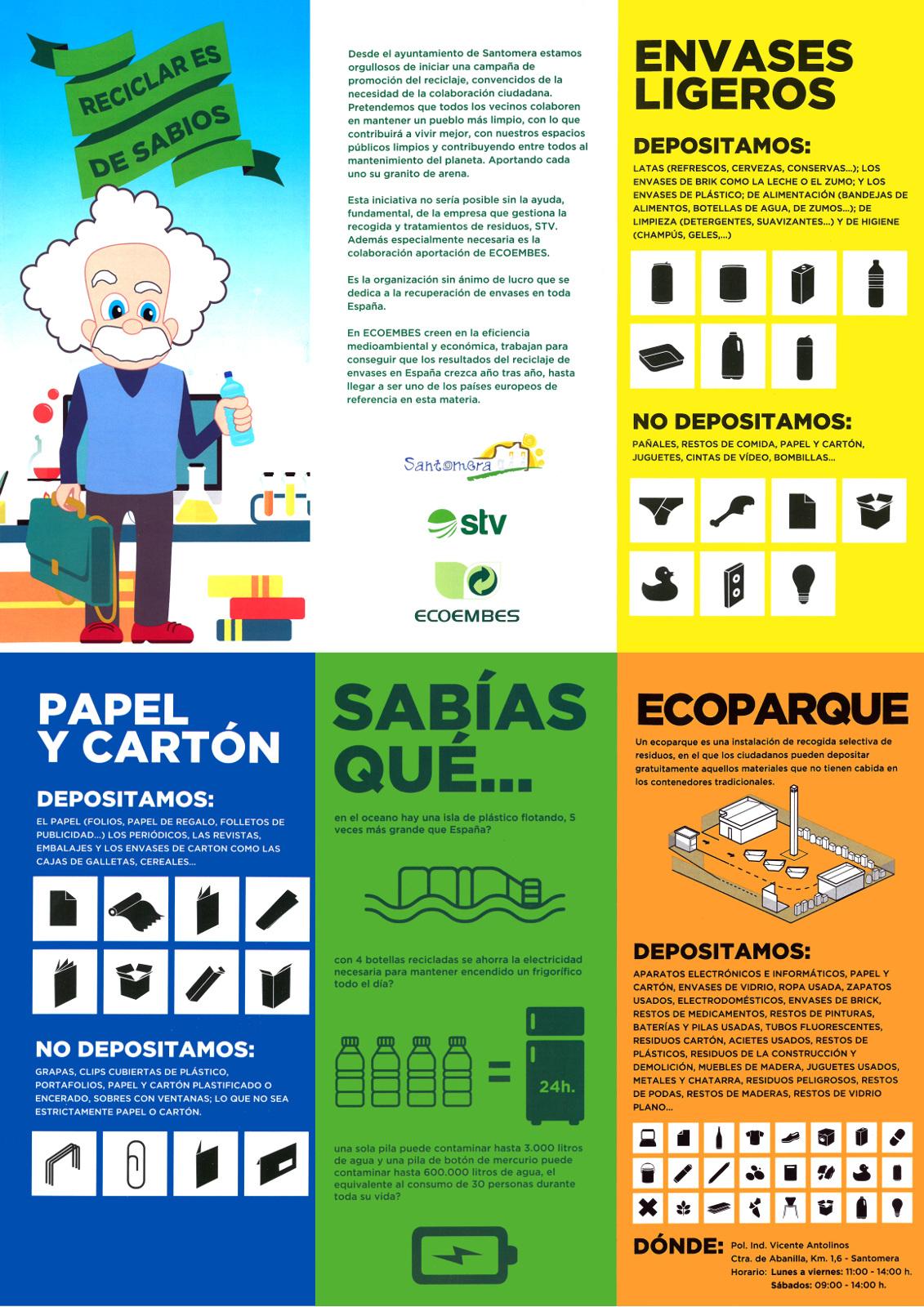 Folleto completo reciclaje web