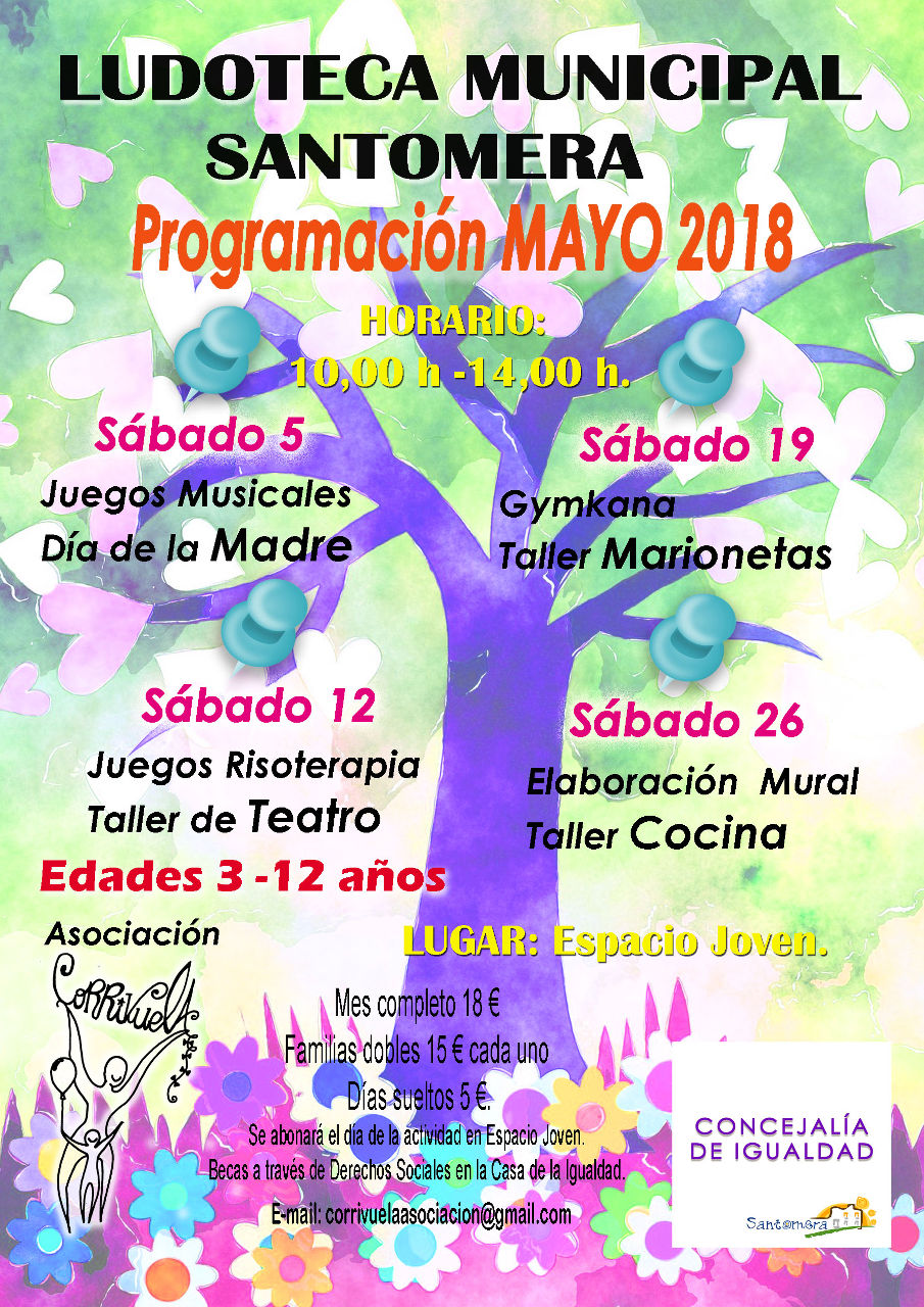 Ludoteca mayo 2018