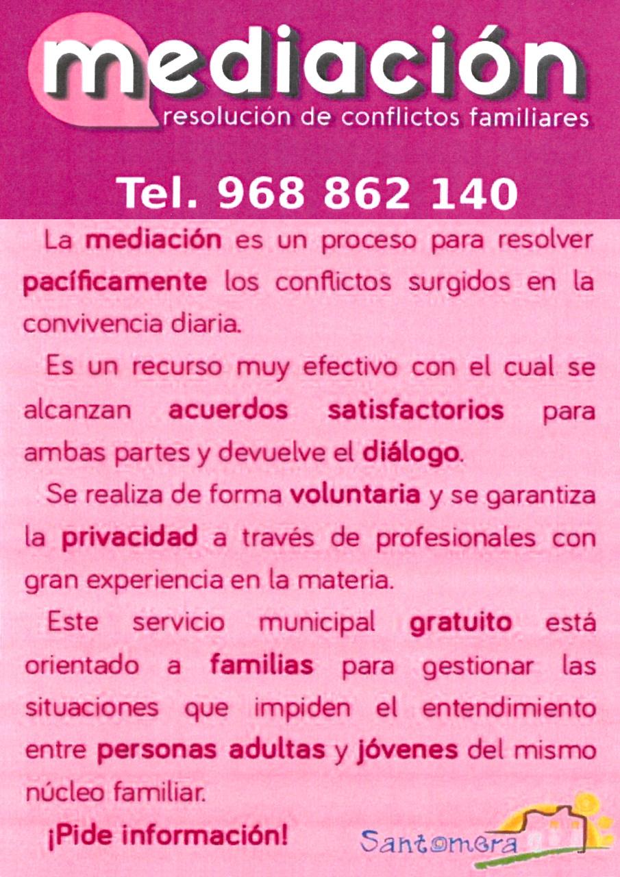 Servicio mediacio intergeneracional