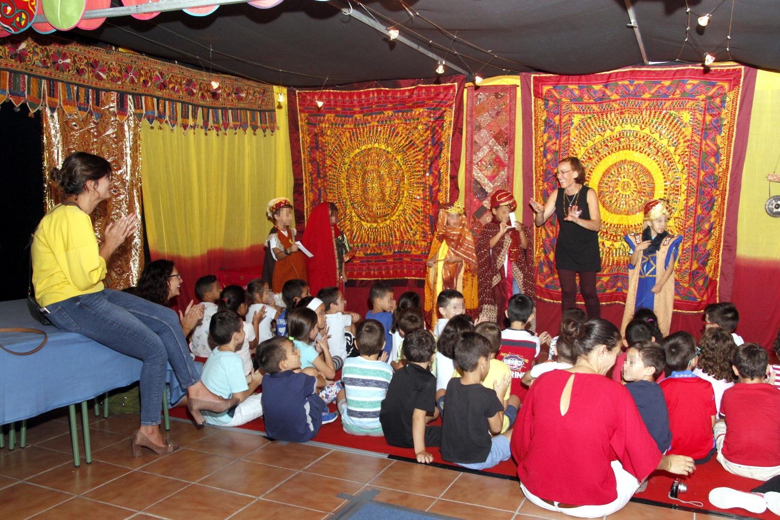 Teatro Magico CEIP Rosario