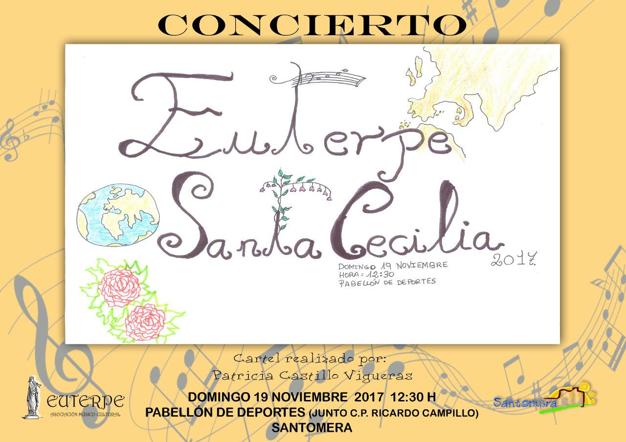 CONCIERTO SANTA CECILIA 2017