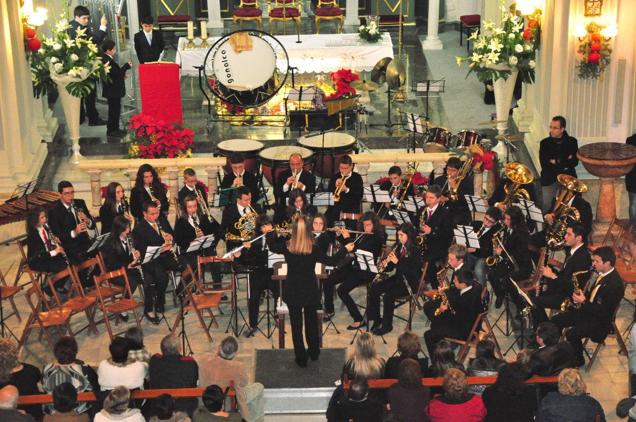 Concierto Navidad 2012