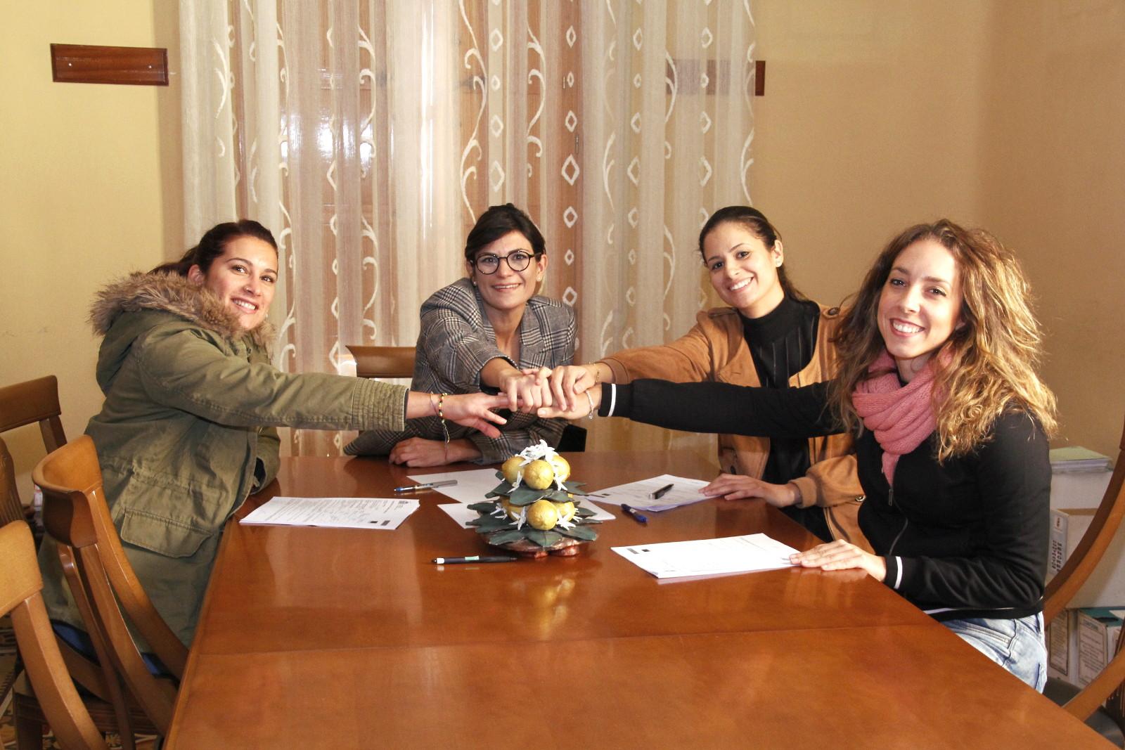 Firma trabajadoras Ciudad Educadora web
