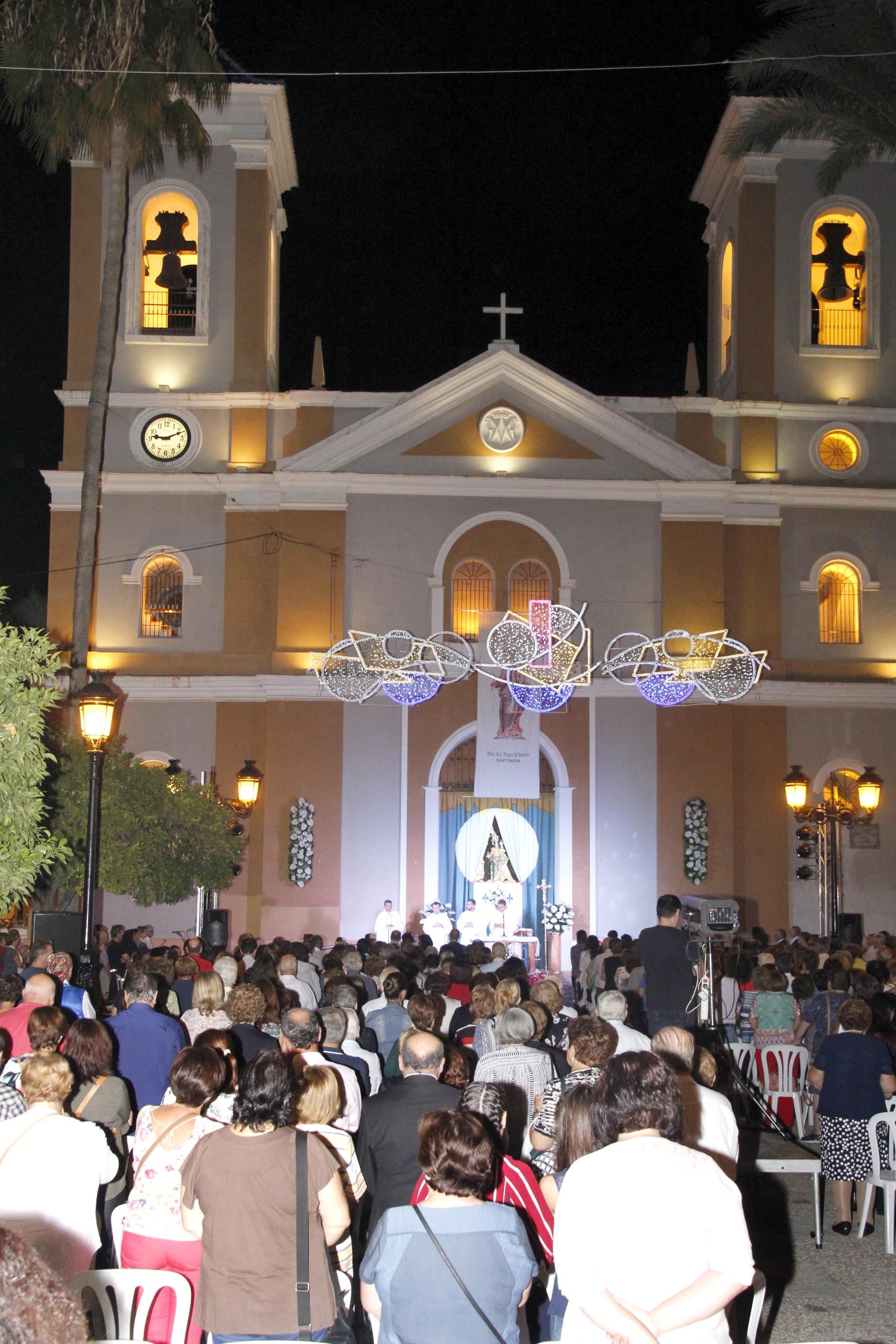 Iglesia de Santomera