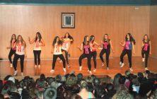 Muestra danza Euterpe Navidad 2015