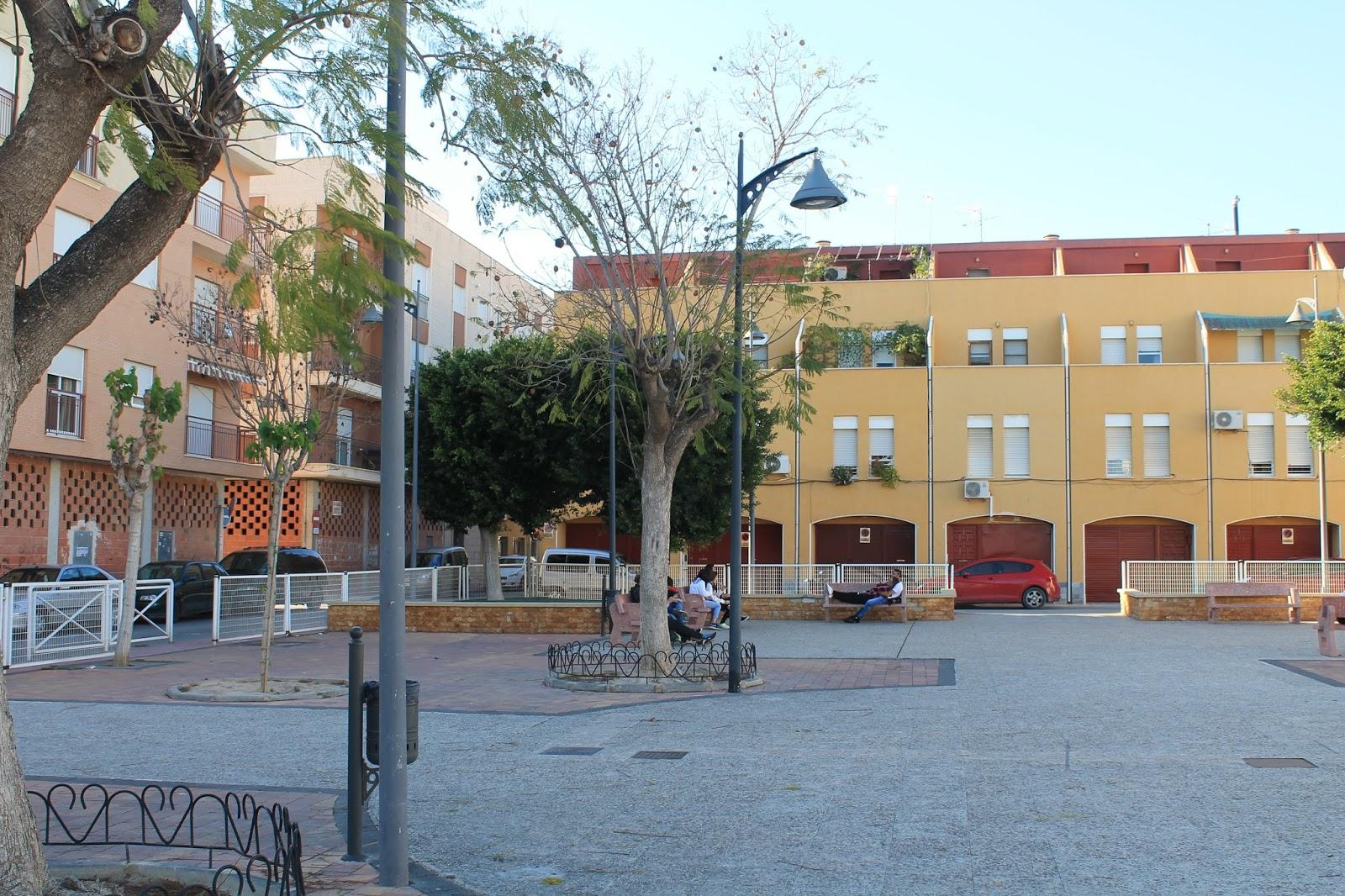 Plaza del Vivero