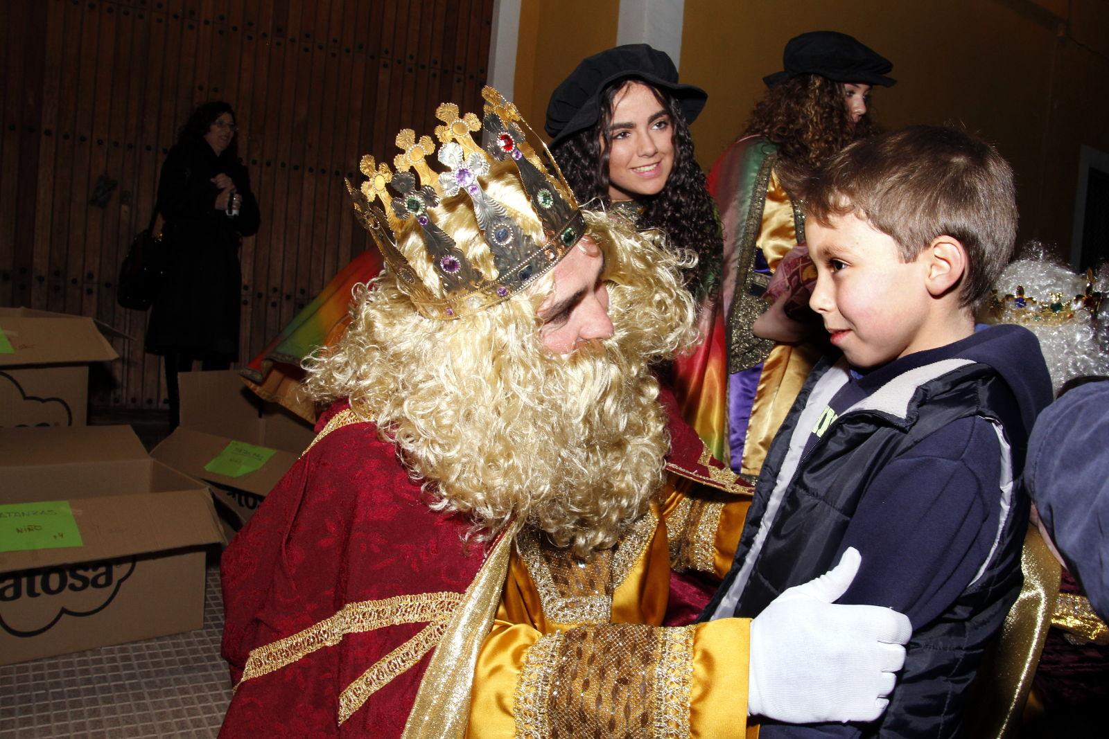 Reyes Magos La Matanza 2016