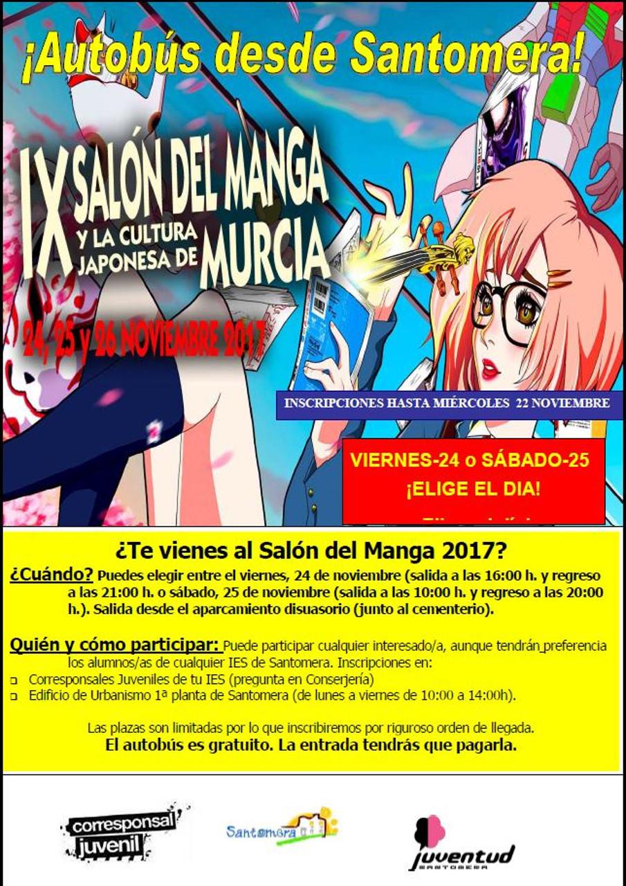 Salon del manga 2017