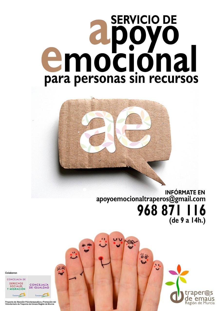 Apoyo emocional Traperos Emaus