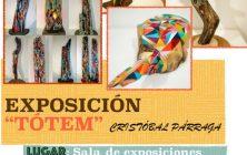 Expo Totem, Cristobal Parraga 2017