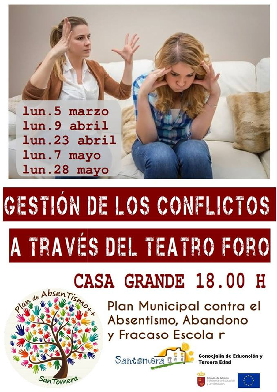 Teatro Foro Plan de Absentismo 2018