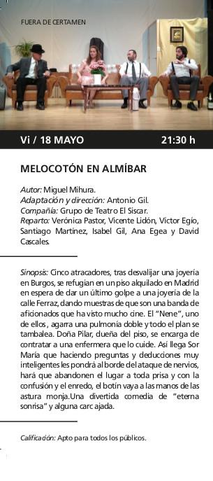 01. Melocoton