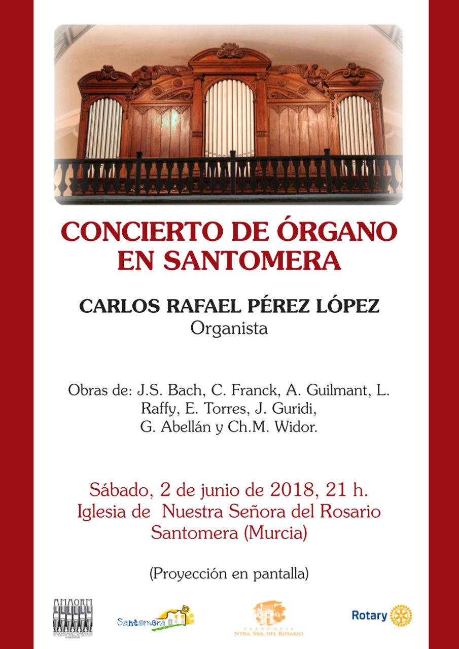 Concierto organo 20180602