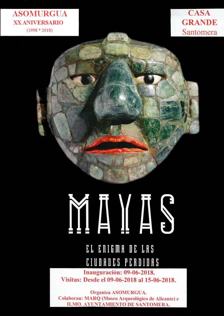 Expo Mayas Asomurgua
