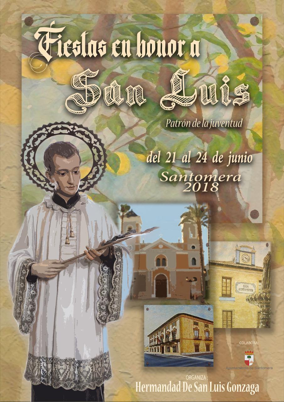 Fiestas San Luis 2018