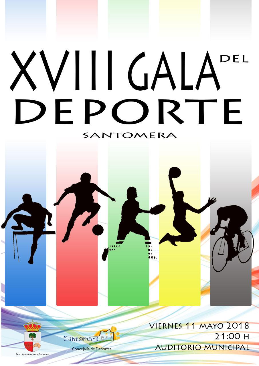 Gala del Deporte 2018