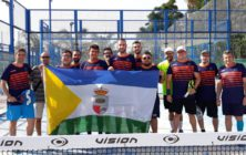 Campeones liga regional padel 2017-18