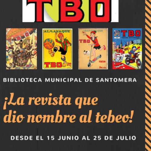Expo 100 años TBO
