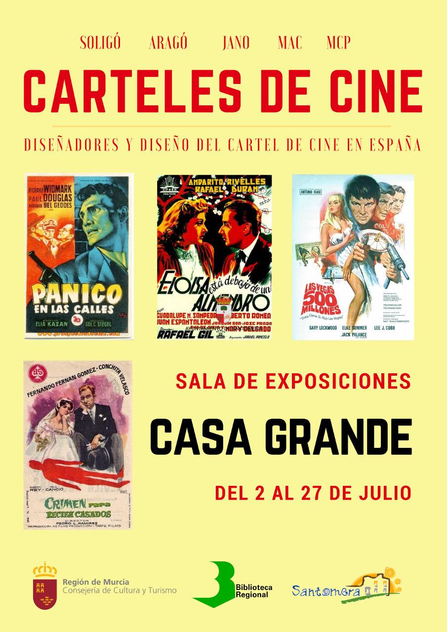 Expo carteles de cine