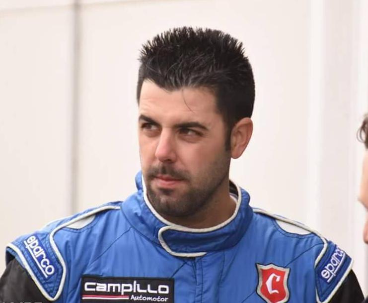 Gabriel Espin, bronce nacional karting