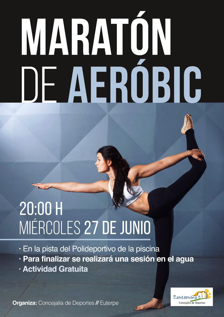 Maraton de aerobic 2018