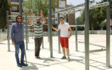 Parque calistenia presupuestos participativos