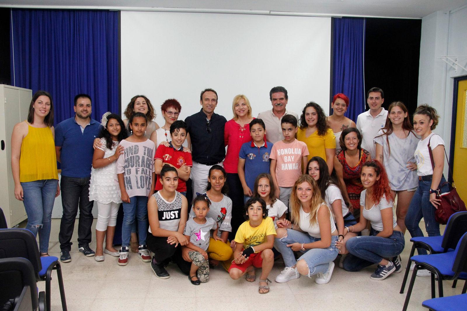 Proyecto integracion socioeducativa Cruz Roja