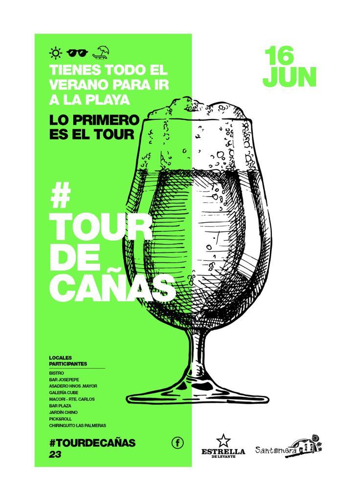 Tour de Cañas 20180616b