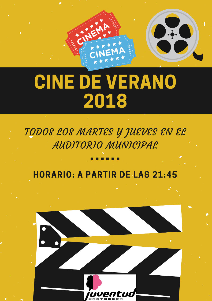 CINE DE VERANO18