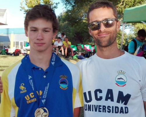 Diego Mira doble campeon de España