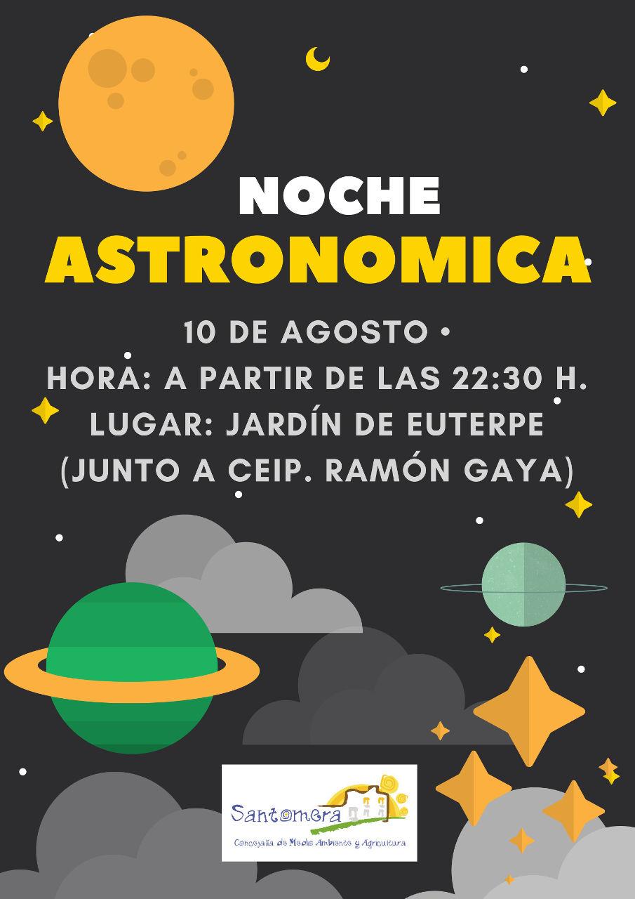 Noche Astronomica 2018
