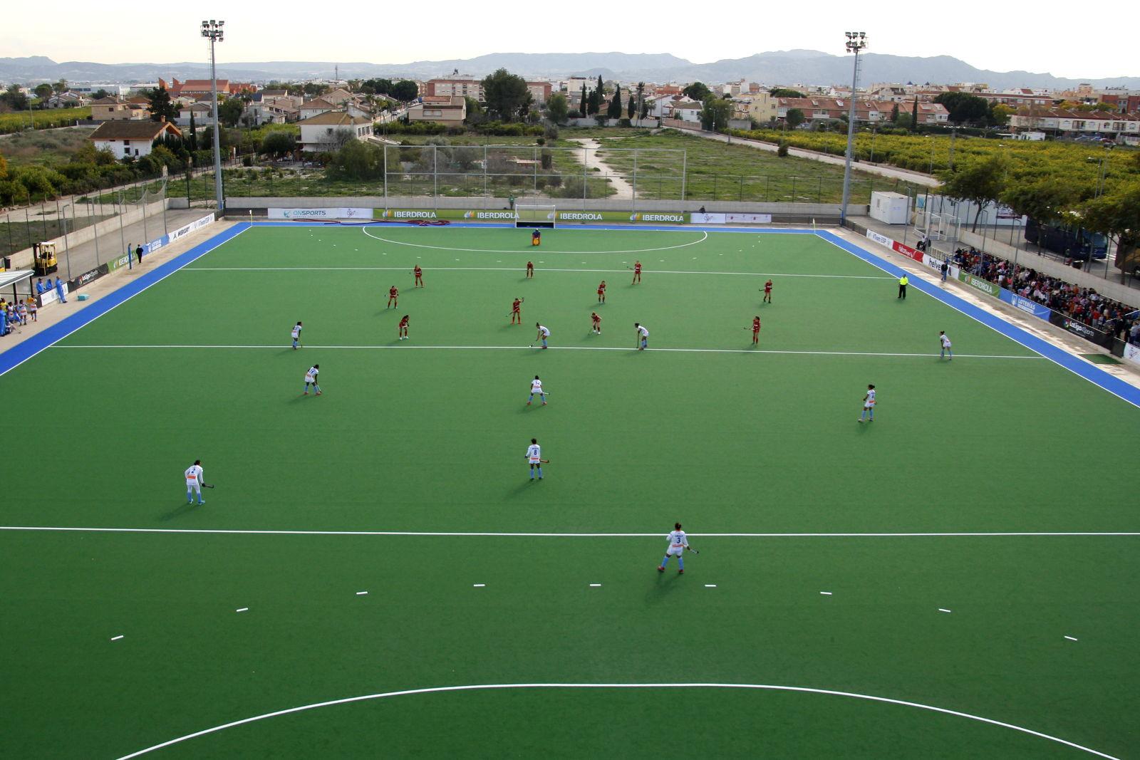 Campo Regional de Hockey Hierba