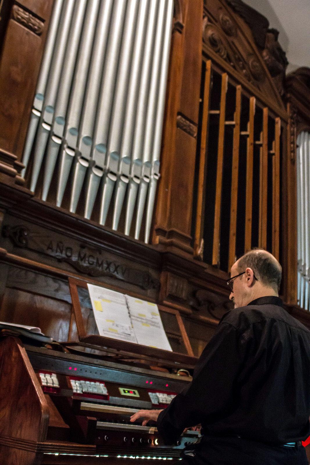 Concierto organo