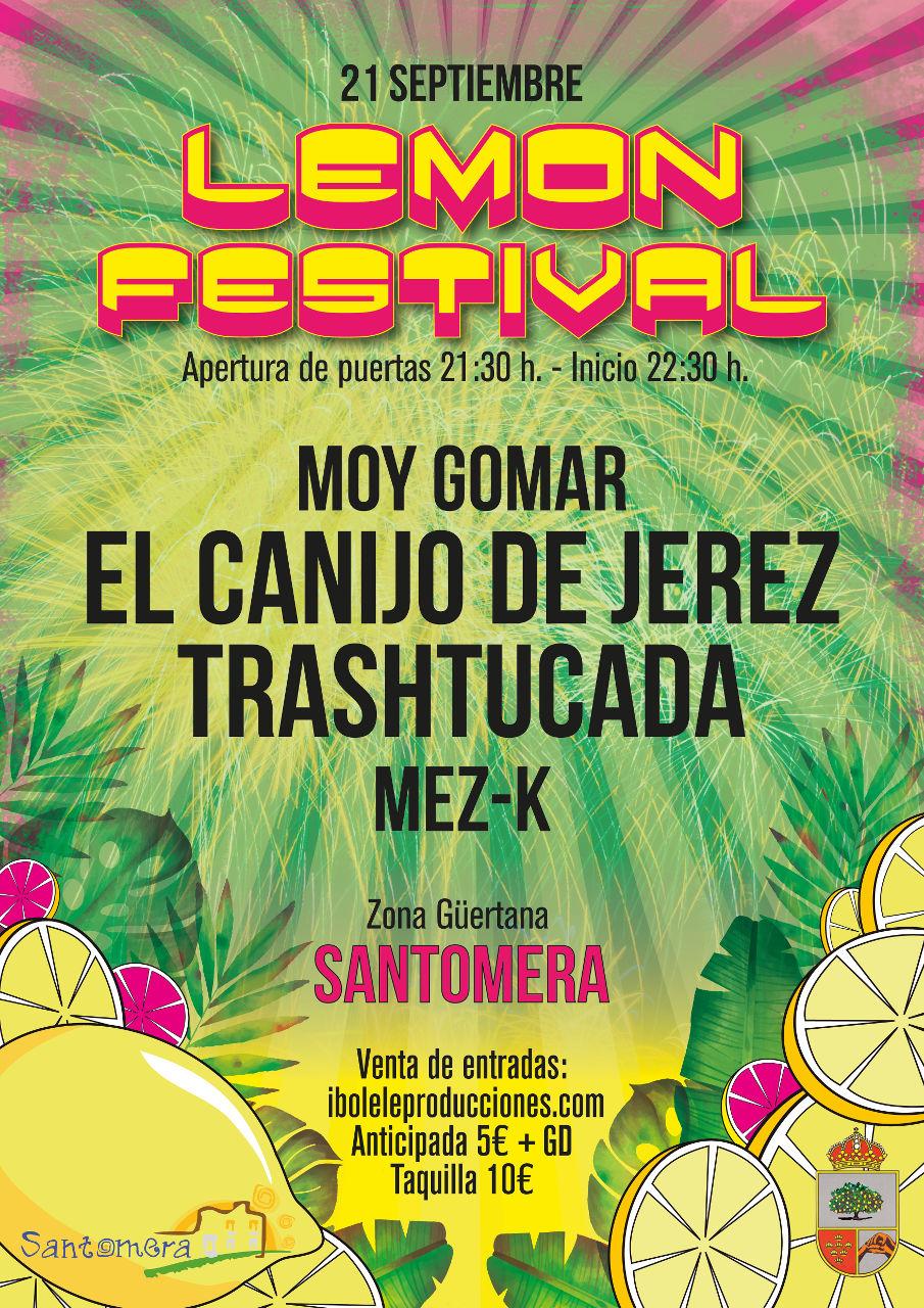 Lemon festival_a3