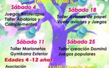 201905.- Ludoteca mayo