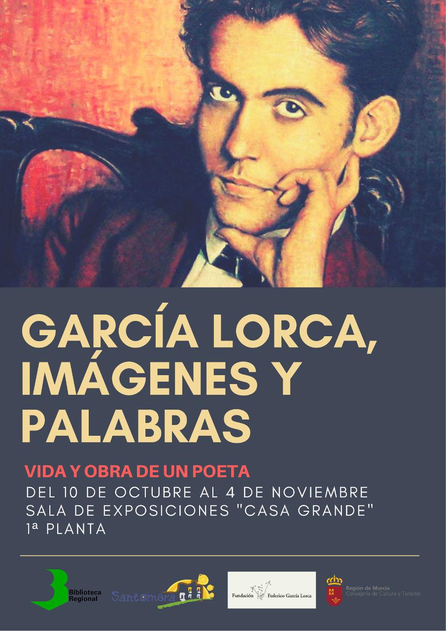 Expo Garcia Lorca bibilioteca