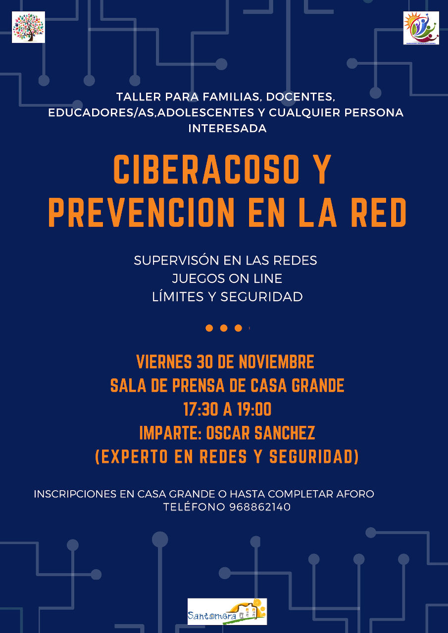ciberacoso y prevencion en la red 20181130