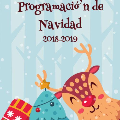 Folleto programacion Navidad 2018-2019