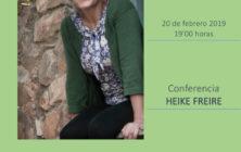 20190220.- Conferencia Heike Freire