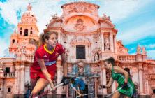 Hockey, concentracion seleccion española femenina definitivo