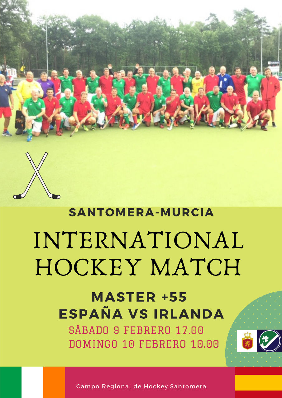 20180209.- España-Irlanda hockey master +55
