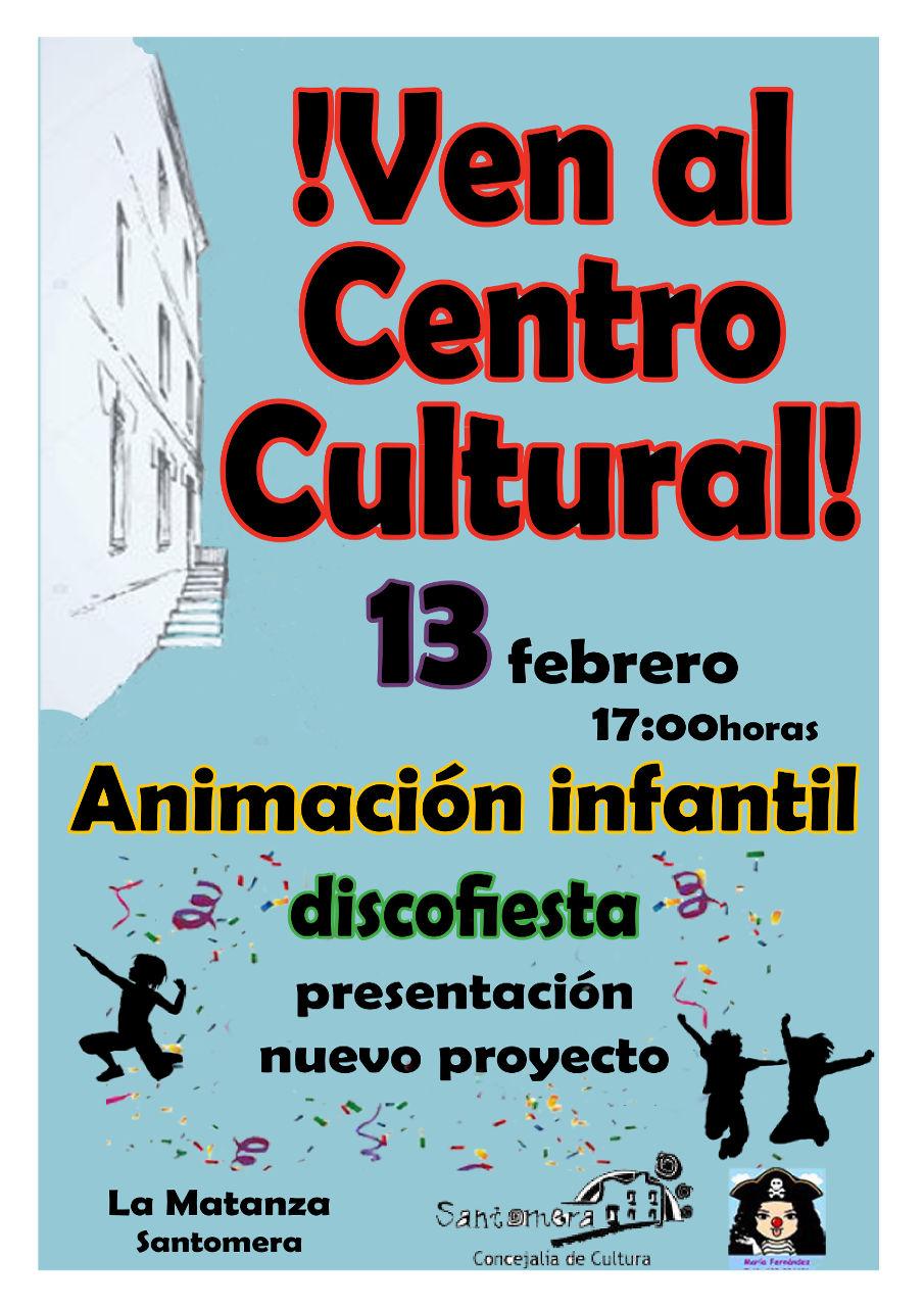 20190213.- Animacion infantil La Matanza