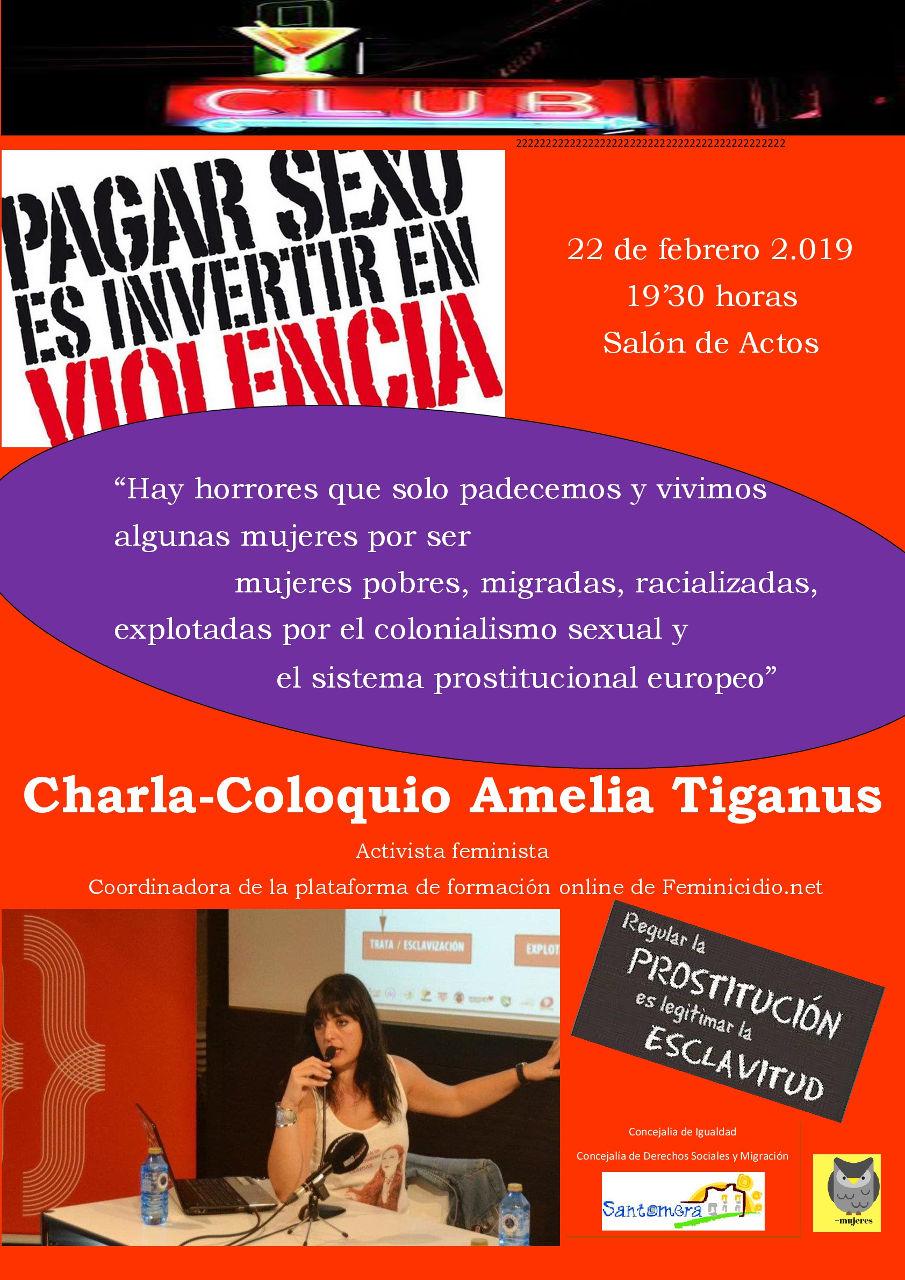 20190222.- Coloquio Amelia Tiganus