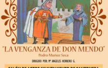20190301.- Teatro Amas de Casa, La venganza de Don Mendo