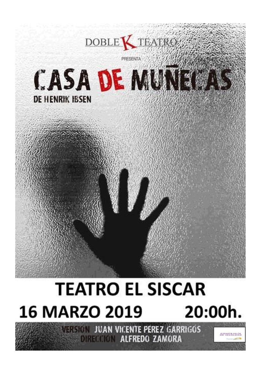 20190316.- Teatro Casa de Muñecas