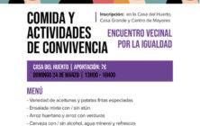 20190324.- Encuentro vecinal por la igualdad